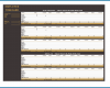 Free Printable Monthly Timesheet Template Excel