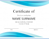 Free Printable Blank Certificate Of Completion Template