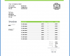 Free Printable Consultant Service Invoice Template
