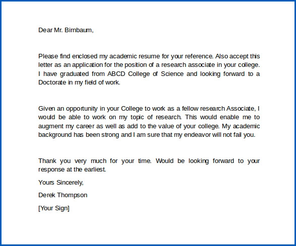 Free Printable Letter Of Intent For College